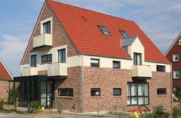Haus SonnenDüne auf Norderney